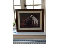 """""""His Masters Voice"""" Picture"""