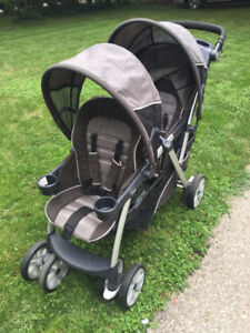 Chicco Double Stroller