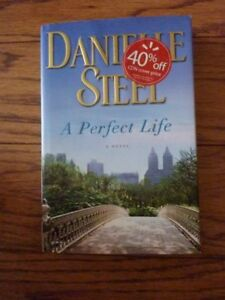 A Perfect Life, Country and Amazing Grace by Danielle Steele