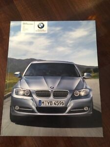 2009 BMW 3 Series sales brochure