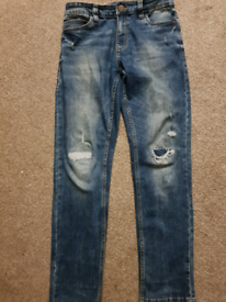 Boys jeans by Next- 12 yrs