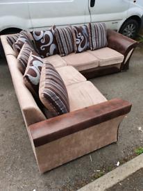 Corner sofa 230cm/230cm