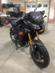 2016 Yamaha FJ09