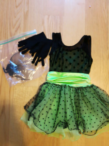 weissman medium child dance costume