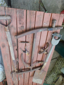 Vintage, Out-Door TOOLS, Buy The Lot & SAVE $$$