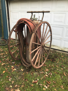 1920s Foamite 40 Gal. portable foam fire engine