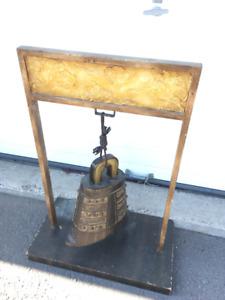 Cloche gong...?  ----  NÉGOCIABLE