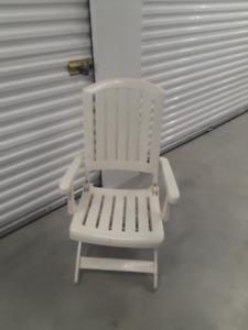 Chair Folding Rugged Vinyl
