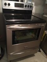 Range- Practically brand new only used 6 months