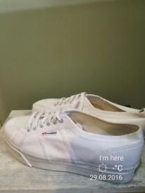 Superga womens shoes size UK 8
