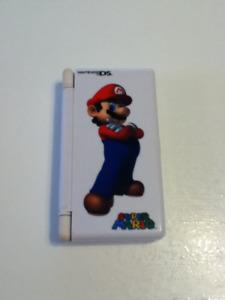 Étui pour jeux DS Mario Bros  3 x 5 1-4 peutContenir 12 jeux