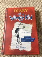 Diary of a Wimpy Kid Books 1-8 ($10 per book or $75 for all)
