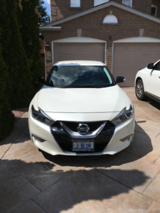 FOR SALE - 2016 Nissan Maxima 4dr Sdn SR