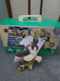 ELC endangered animals puzzle