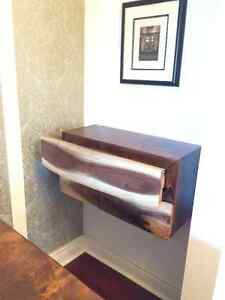 Reclaimed rustic, custom furniture, tables benches. Doors Cambridge Kitchener Area image 10