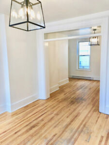 One Bedroom Apartment Uptown - Completely Refreshed!