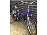 "GIANT TAFFY GIRLS BIKE, 20"" wheels cheap look now!"