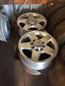 4 - 2013 Denali wheels
