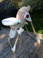Fisher Price Adjustable High Chair