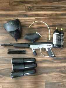 Paintball kit Tippman custom 98