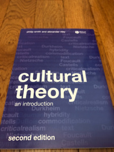 Cultural Theory - Second Edition