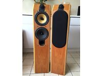 B&W special edition speakers
