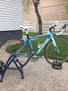Ladies Cannondale Synapse