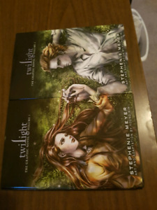 Twilight Graphic Novel - Volumes 1 & 2