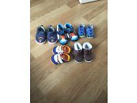 Baby boy newborn shoes