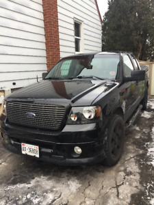 2007 FORD F150-FX2 SPORT FOR SALE