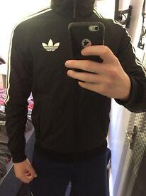Adidas original jacket small men's