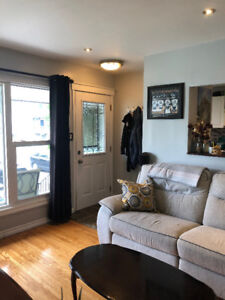 3 Bedroom Apartment on Main Floor of House - Available Nov 1st.