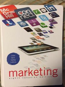 Intro to marketing textbook