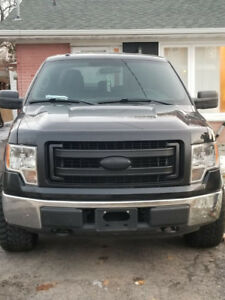 REDUCED- 2013 Ford F-150 XLT SuperCrew Lifted Suspension FlexFue