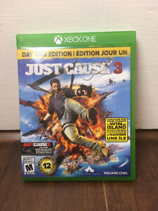Just Cause 3 (Day One Edition) London Ontario image 1