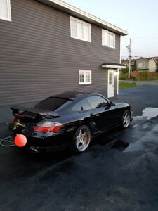 2003 Porsche 911 Turbo ..modified..Sell/Trade convertible