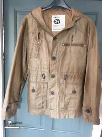 Goodsouls mens coat/jacket new