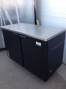 Refrigerated Back bar cooler