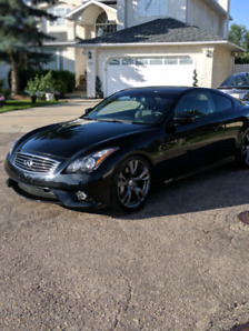 2014 Infiniti Q60S AWD Coupe - Great Condition