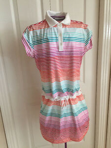 Girls Medium Nike Golf Dress
