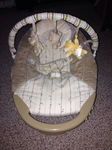 Bright starts bouncy seat