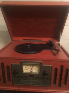 CROSLEY 3 in 1 TURNTABLE WITH BLUETOOTH