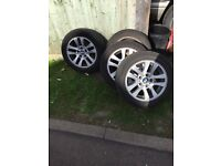 BMW alloy wheels alloys 5x120