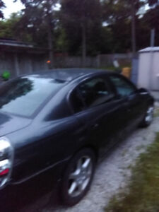 2004 Nissan Altima .Hy 7 location. Runs new snow tires andbrakes