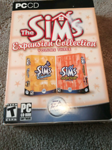 Sims Expansion Collection