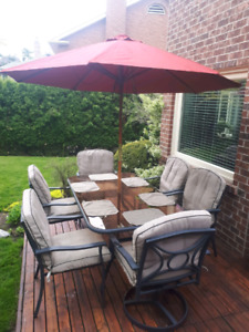 Used Patio set