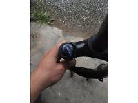 Mountain bike forks 29er