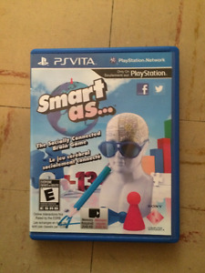 Smart As... PS vita (Used)
