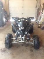 2008 KFX450R With Papers *Race Ready* has reverse
