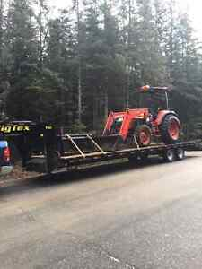 FLATBED&ENCLOSED 24/7 TOWING- VEHICLES, TRACTOR, HOUSEHOLD ETC Peterborough Peterborough Area image 2